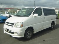 USED 2001 TOYOTA HIACE 4 WD - EVERY CONVERTED CAMPERVAN COMES WITH OUR 3 YEAR MECHANICAL AND INTERIOR WARRANTY