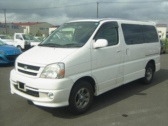 View our TOYOTA HIACE