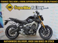 USED 2013 63 YAMAHA MT-09  GOOD & BAD CREDIT ACCEPTED, OVER 500+ BIKES