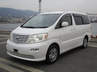 USED 2003 TOYOTA ALPHARD AX L-Edition, - EVERY CONVERTED CAMPERVAN COMES WITH OUR 3 YEAR MECHANICAL AND INTERIOR WARRANTY Perfect vehicle for a new camper conversion