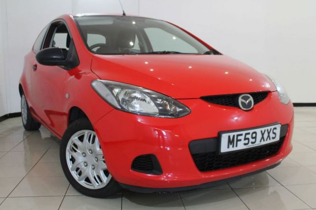 View our 2009 59 MAZDA 2 1.3 TS 3DR 74 BHP