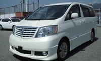 USED 2004 TOYOTA ALPHARD 2.4AS Premium Alcantara, - EVERY CONVERTED CAMPERVAN COMES WITH OUR 3 YEAR MECHANICAL AND INTERIOR WARRANTY AS, 2.4 LITRE