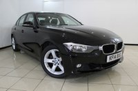 USED 2014 14 BMW 3 SERIES 2.0 320I SE 4DR 181 BHP FULL BMW SERVICE HISTORY + CLIMATE CONTROL + 0% FINANCE AVAILABLE T&C'S APPLY + PARKING SENSOR + CRUISE CONTROL + MULTI FUNCTION WHEEL + 17 INCH ALLOY WHEELS