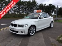 USED 2011 11 BMW 1 SERIES 2.0 118D SPORT 2d 141 BHP NICE EXAMPLE , MUST BE SEEN AND TEST DRIVEN !