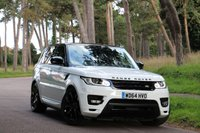 USED 2015 64 LAND ROVER RANGE ROVER SPORT 3.0 SDV6 AUTOBIOGRAPHY DYNAMIC
