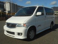 USED 2004 MAZDA BONGO WITH FULL AERO KIT LOOKING STUNNING IN SOLID WHITE - EVERY CONVERTED CAMPERVAN COMES WITH OUR 3 YEAR MECHANICAL AND INTERIOR WARRANTY ANOTHER LOW MILEAGE BONGO JUST WAITING FOR YOUR SPEC, TO GIVE THIS BESPOKE CAMPER YOUR PERSONAL TOUCH
