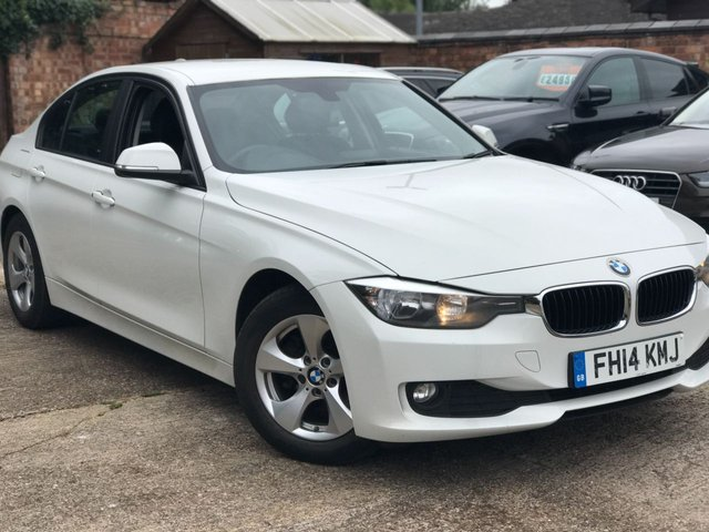 2014 14 BMW 3 SERIES 2.0 320D EFFICIENTDYNAMICS 4dr 161 BHP