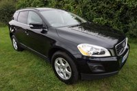 USED 2009 59 VOLVO XC60 2.4 D5 SE AWD 5d 205 BHP FVSH-SAT NAV-FULL LEATHER Presented with 2 Keys, Full Volvo Service History, 2 Private Owners from New, Satalite Navigation, Full Leather Electric Heated Memory Seats, Dual climate Control, Cruise Control, Auto Lights & Wipers, Bluetooth, Powerfold Door Mirrors