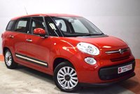 USED 2015 FIAT 500L MPW 1.3 MULTIJET POP STAR 7 Seater £20 Road Tax Full History - Try our secure online Finance Application System