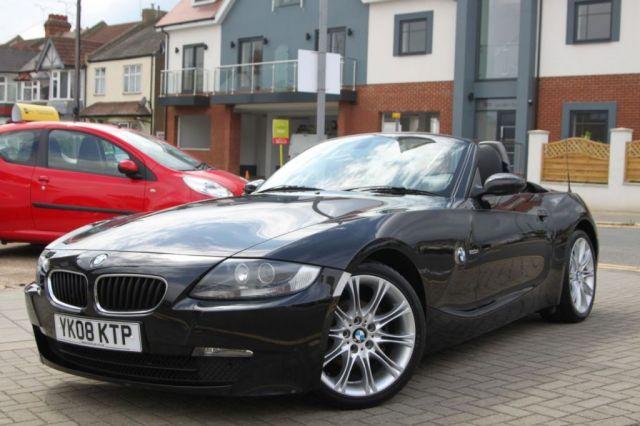 2008 08 BMW Z4 2.0 Z4 I SPORT ROADSTER 2d 150 BHP