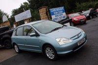 USED 2003 03 HONDA CIVIC 1.6 IMAGINE SE 5d AUTO 109 BHP