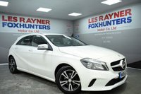 USED 2015 65 MERCEDES-BENZ A CLASS 1.5 A 180 D SE 5d 107 BHP Full Mercedes Service History, 1 owner from new, Full leather interior