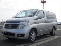 USED 2003 NISSAN ELGRAND 8 SEAT MPV  - EVERY CONVERTED CAMPERVAN COMES WITH OUR 3 YEAR MECHANICAL AND INTERIOR WARRANTY DUE INTO STOCK LATE MAY WILL MAKE A GREAT CAMPER VAN