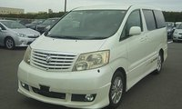 USED 2004 TOYOTA ALPHARD AS - EVERY CONVERTED CAMPERVAN COMES WITH OUR 3 YEAR MECHANICAL AND INTERIOR WARRANTY AS, 2.4 LITRE