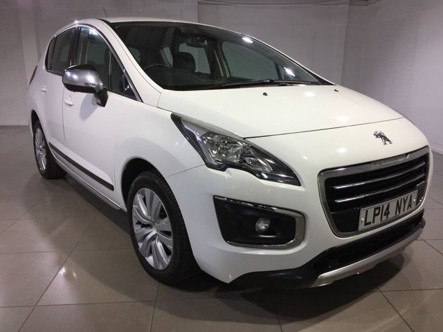 View our 2014 14 PEUGEOT 3008 1.6 HDI ACTIVE 5d 115 BHP