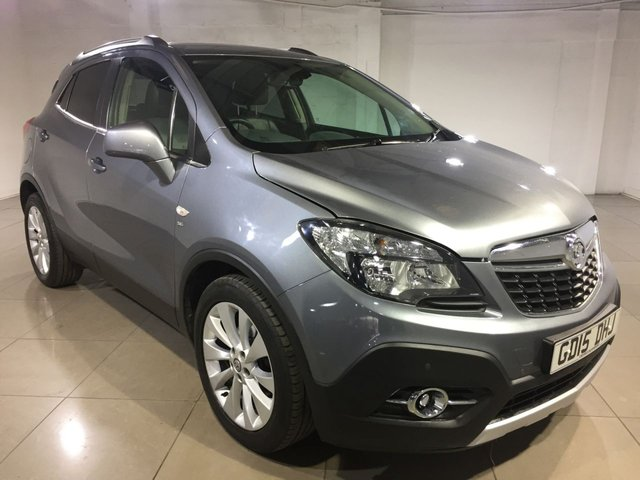 View our 2015 15 VAUXHALL MOKKA 1.6 SE S/S 5d 114 BHP
