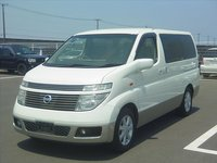 USED 2004 NISSAN ELGRAND 4WD - EVERY CONVERTED CAMPERVAN COMES WITH OUR 3 YEAR MECHANICAL AND INTERIOR WARRANTY Fantastic opportunity to convert to a camper
