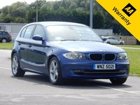 USED 2007 BMW 1 SERIES 2.0 118I SE 5d AUTO 141 BHP