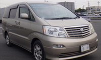 USED 2002 TOYOTA ALPHARD AX L-Edition,  - EVERY CONVERTED CAMPERVAN COMES WITH OUR 3 YEAR MECHANICAL AND INTERIOR WARRANTY AX L-EDITION, 2.4 LITRE