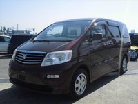 USED 2004 TOYOTA ALPHARD AX L-Edition, comes with nationwide warranty - EVERY CONVERTED CAMPERVAN COMES WITH OUR 3 YEAR MECHANICAL AND INTERIOR WARRANTY Fantastic opportunity to convert to a camper