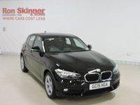 USED 2015 15 BMW 1 SERIES 1.5 118I SE 5d 134 BHP