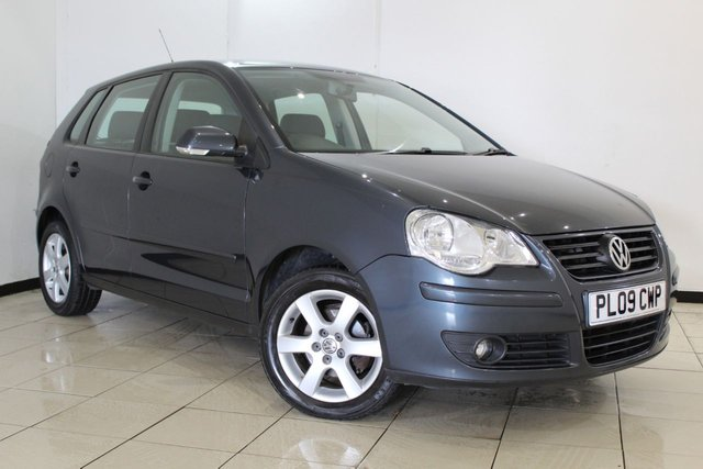 View our 2009 09 VOLKSWAGEN POLO 1.4 MATCH 5DR AUTOMATIC 79 BHP