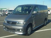 USED 2005 MAZDA BONGO AERO MODEL - EVERY CONVERTED CAMPERVAN COMES WITH OUR 3 YEAR MECHANICAL AND INTERIOR WARRANTY IN THE POPULAR AGATE GREY WILL MAKE A GOOD CAMPER