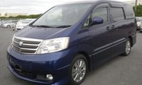 USED 2004 54 TOYOTA ALPHARD MS Premium Alcantara - EVERY CONVERTED CAMPERVAN COMES WITH OUR 3 YEAR MECHANICAL AND INTERIOR WARRANTY MS PREMIUM ALCANTARA, 3 LTR