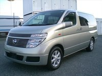 USED 2003 NISSAN ELGRAND VG Version L - EVERY CONVERTED CAMPERVAN COMES WITH OUR 3 YEAR MECHANICAL AND INTERIOR WARRANTY