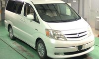 USED 2004 TOYOTA ALPHARD HYBRID HYBRIDS ARE IN GREAT DEMAND AND VERY DIFFICULT TO PURCHASE  - EVERY CONVERTED CAMPERVAN COMES WITH OUR 3 YEAR MECHANICAL AND INTERIOR WARRANTY HYBRID, 2.4 HYBRID ECONOMY ENGINE