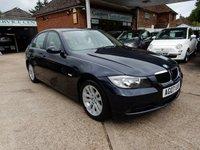 2007 BMW 3 SERIES 2.0 318D SE 4d 121 BHP £4990.00