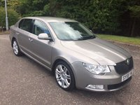 USED 2009 59 SKODA SUPERB 2.0 ELEGANCE TDI CR 5d 170 BHP 6 MONTHS PARTS+ LABOUR WARRANTY+AA COVER