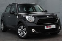 USED 2014 64 MINI COUNTRYMAN 1.6 COOPER D 5d 112 BHP 1 OWNER + FULL SERVICE HISTORY