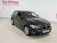 USED 2012 62 BMW 1 SERIES 1.6 116D EFFICIENTDYNAMICS 5d 114 BHP