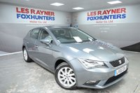 USED 2015 65 SEAT LEON 1.6 TDI SE TECHNOLOGY 5d 110 BHP Full Seat Service History , 1 owner from new , Sat Nav