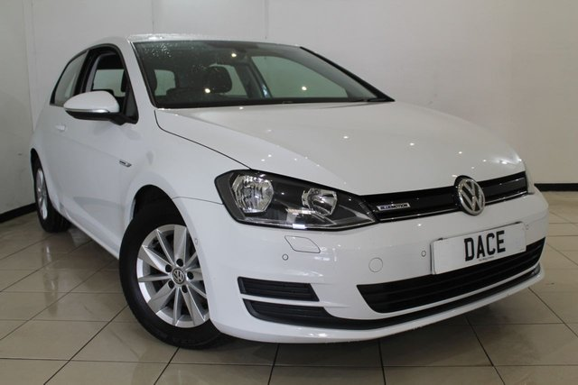 View our 2014 14 VOLKSWAGEN GOLF 1.6 BLUEMOTION TDI 3DR 108 BHP