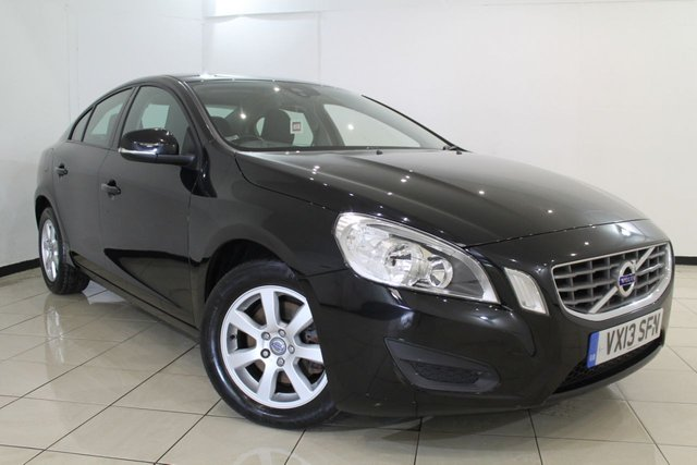 View our 2013 13 VOLVO S60 2.0 D3 ES NAV 4DR 134 BHP