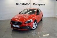 USED 2014 14 VOLVO V40 1.6 D2 CROSS COUNTRY LUX 5d 113 BHP