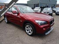 2010 BMW X1 2.0 SDRIVE20D SE 5d 174 BHP £8490.00