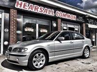 USED 2003 53 BMW 3 SERIES 2.0 320D SE 4d 148 BHP