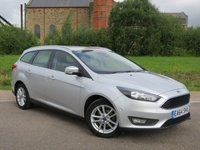 USED 2014 64 FORD FOCUS 1.5 ZETEC TDCI 5d 118 BHP LOADED WITH SPECIFICATION!