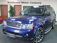 USED 2009 LAND ROVER RANGE ROVER SPORT 3.0 1d