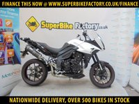 USED 2015 64 TRIUMPH TIGER SPORT 1050 GOOD & BAD CREDIT ACCEPTED, OVER 500+ BIKES