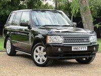 2007 LAND ROVER RANGE ROVER 3.6 TDV8 VOGUE SE 5d AUTO 272 BHP £10990.00