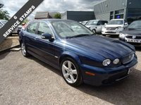 USED 2009 59 JAGUAR X-TYPE 2.0 SE 4d 129 BHP MOT MAY 2018 6 SERVICE STAMPS@ 4566MLS, 8868MLS, 15902MLS 22051MLS 26097MLS & 35547MLS REPLACEMENT OF DUAL MASS FLYWHEEL @27465MLS With contrasting Magnolia Leather trim, Touch Screen Satellite Navigation, Heated Electric Seats, Cruise Control, Aluminium pack, Wood pack to dashboard, Multi-function Steering Wheel, Traction Control, Atomistic Headlights, Lumbar Support, Auto dimming rear view mirror, Folding door mirrors, Rear centre arm rest, Cup holders, Traction Control, Radio Stereo CD player