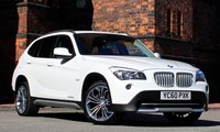 2011 BMW X1 2.0 XDRIVE23D SE 5d AUTO 201 BHP - SATNAV -  £11975.00