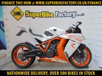 USED 2012 12 KTM RC8 R  GOOD & BAD CREDIT EXCEPTED, OVER 500+ BIKES