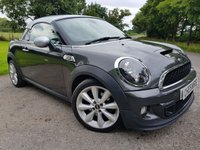 2012 MINI COUPE 1.6 COOPER S 2d FULL LEATHER & EXTRAS £6750.00