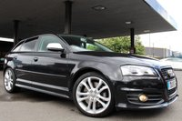 2010 AUDI S3 2.0 S3 QUATTRO 5d AUTO 265 BHP £13990.00