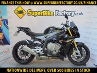 USED 2015 15 BMW S1000R  GOOD & BAD CREDIT EXCEPTED, OVER 500+ BIKES